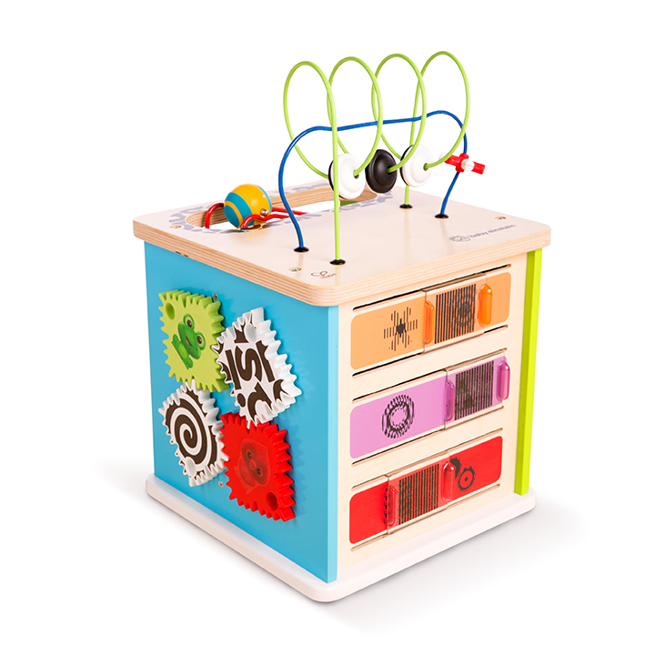 BABY EINSTEIN Cubo Hape Innovation Station