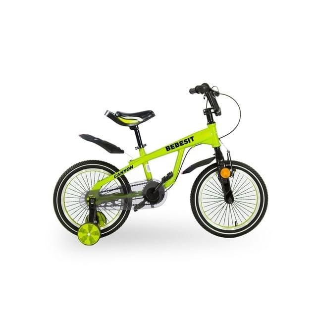 BEBESIT Bicicleta Canyon rodado 12 Amarilla