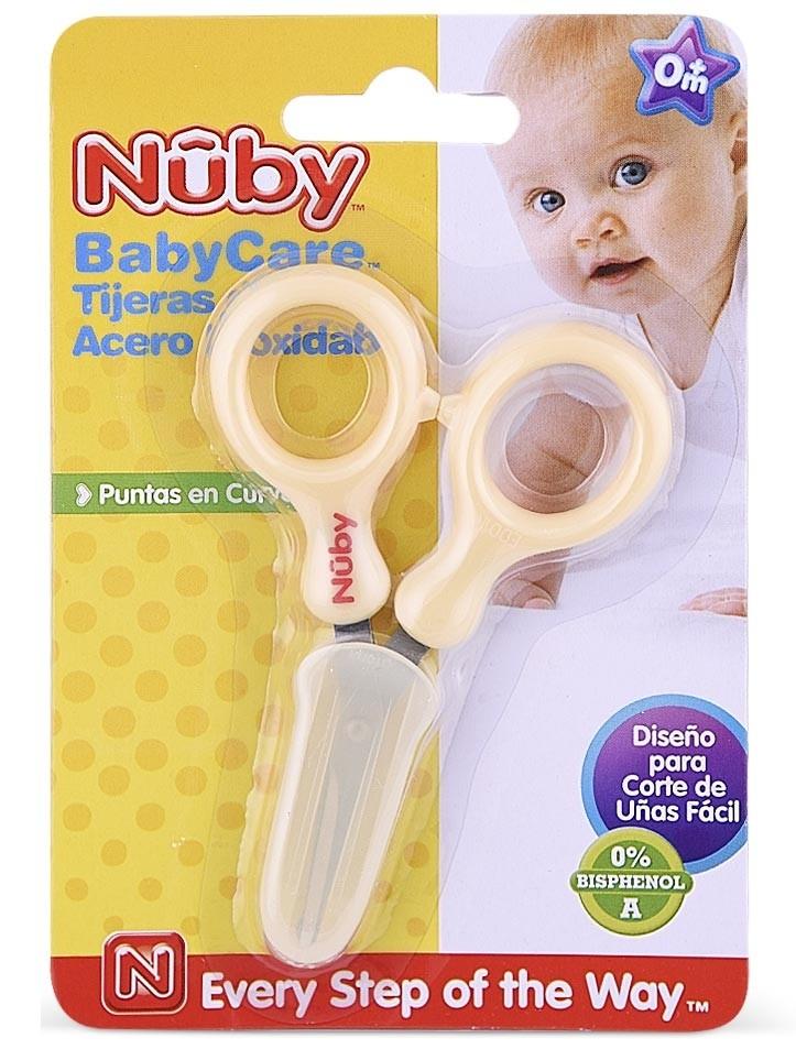 NUBY Tijera para bebé