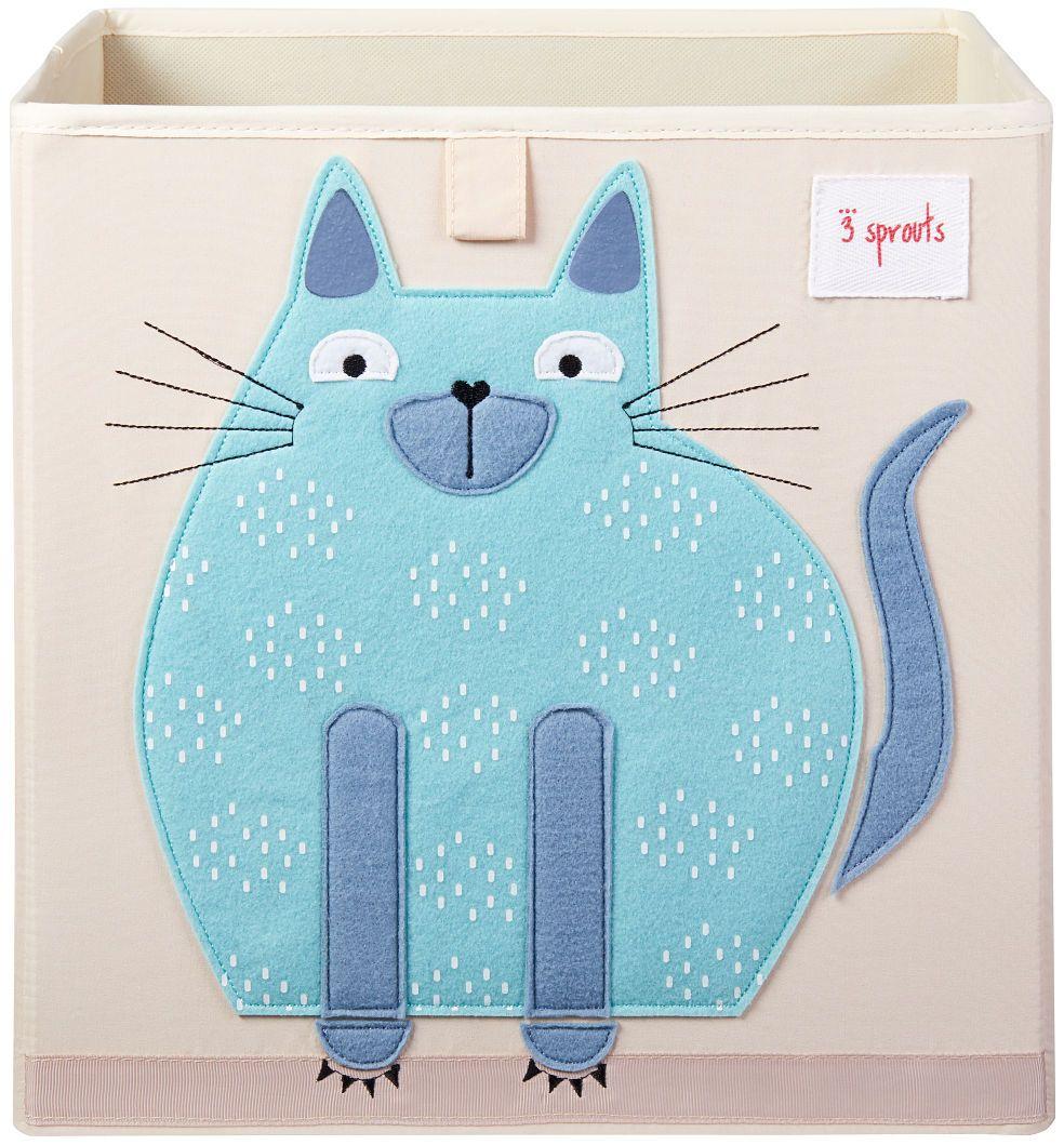 3 SPROUTS Caja Organizadora Gato