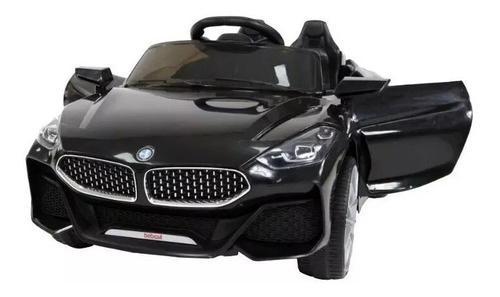 Bebesit Auto a Bateria Cabrio 6V Negro