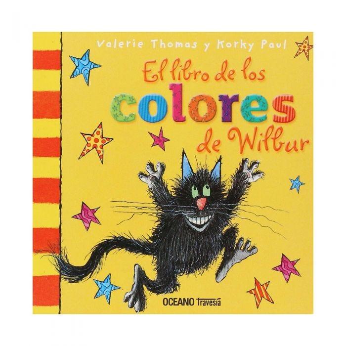 Libro de los Colores de Wilbur