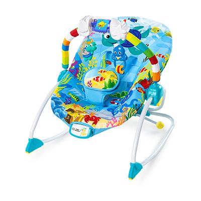 BABY EINSTEIN Bouncer Rocker Ocean Adventure