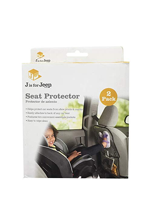 JEEP Protector de asiento Pack x 2