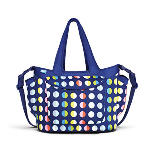 BUILT Bolso Maternal Azul