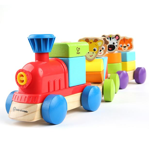 BABY EINSTEIN Hape Tren Discovery
