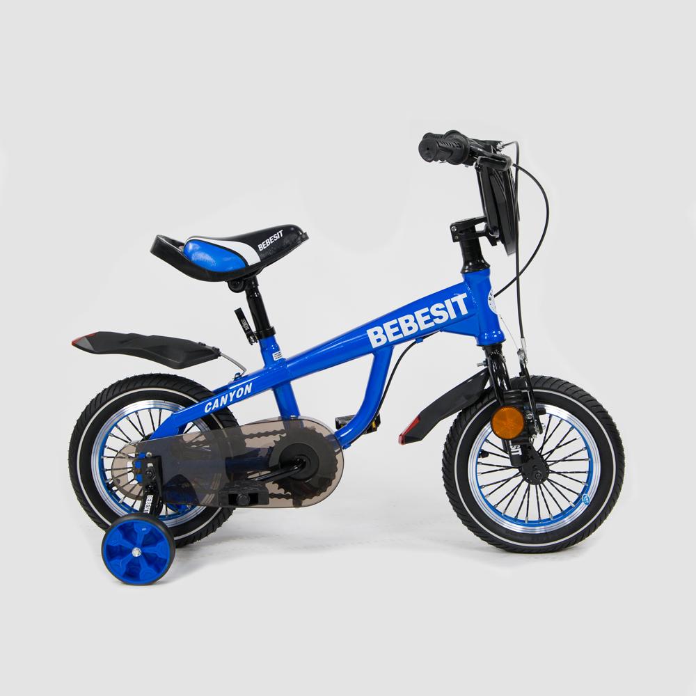 BEBESIT Bicicleta Canyon Rd 12 Azul