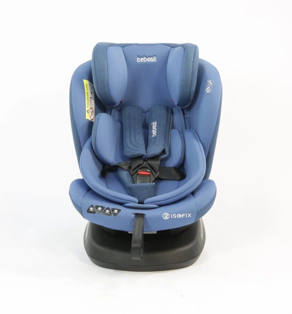 Bebesit Supra 360 Isofix Azul