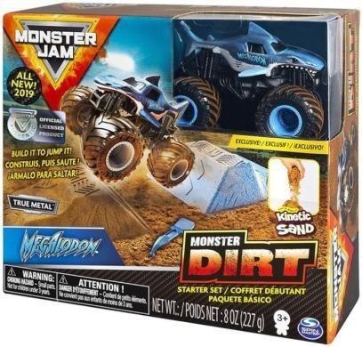 Monster Jam Kinetic Dirt STA