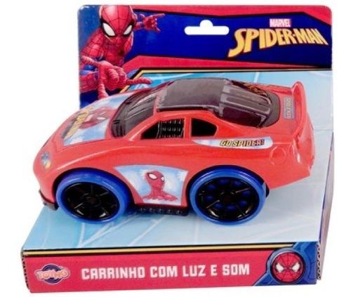 Spiderman Vehículo a Fricción