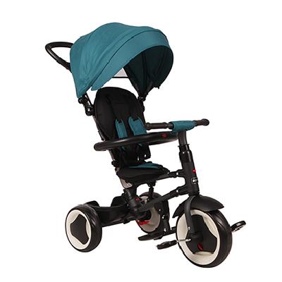 BEBESIT triciclo Fold Teal