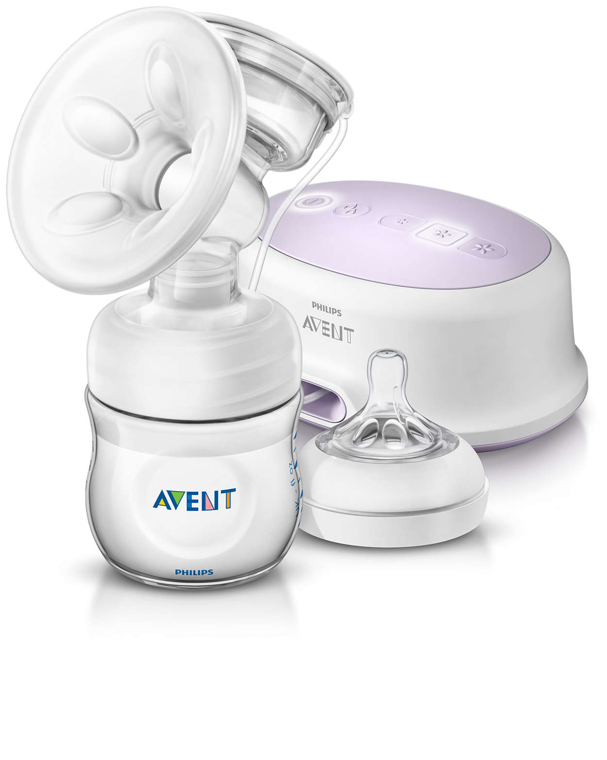 AVENT Extractor Eléctrico Natural