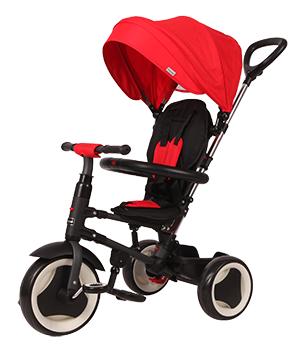 BEBESIT Triciclo Fold Rojo