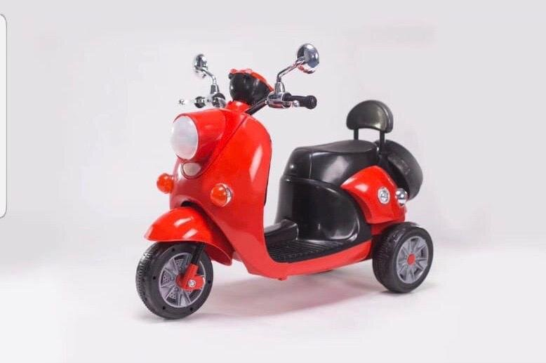 Bebesit Scooter Rojo