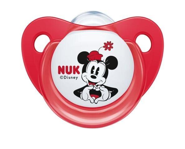 Nuk Disney Chupete Silicona Mickey 0-6M