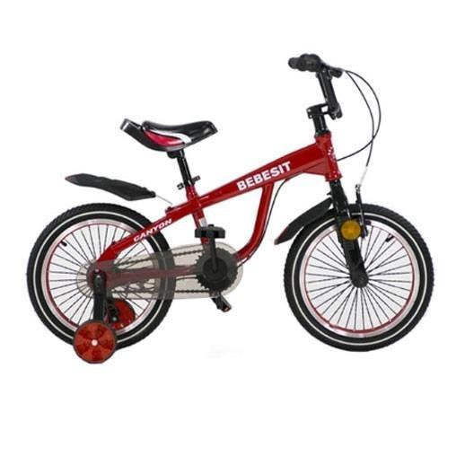 BEBESIT Bicicleta Canyon rodado 16 Roja