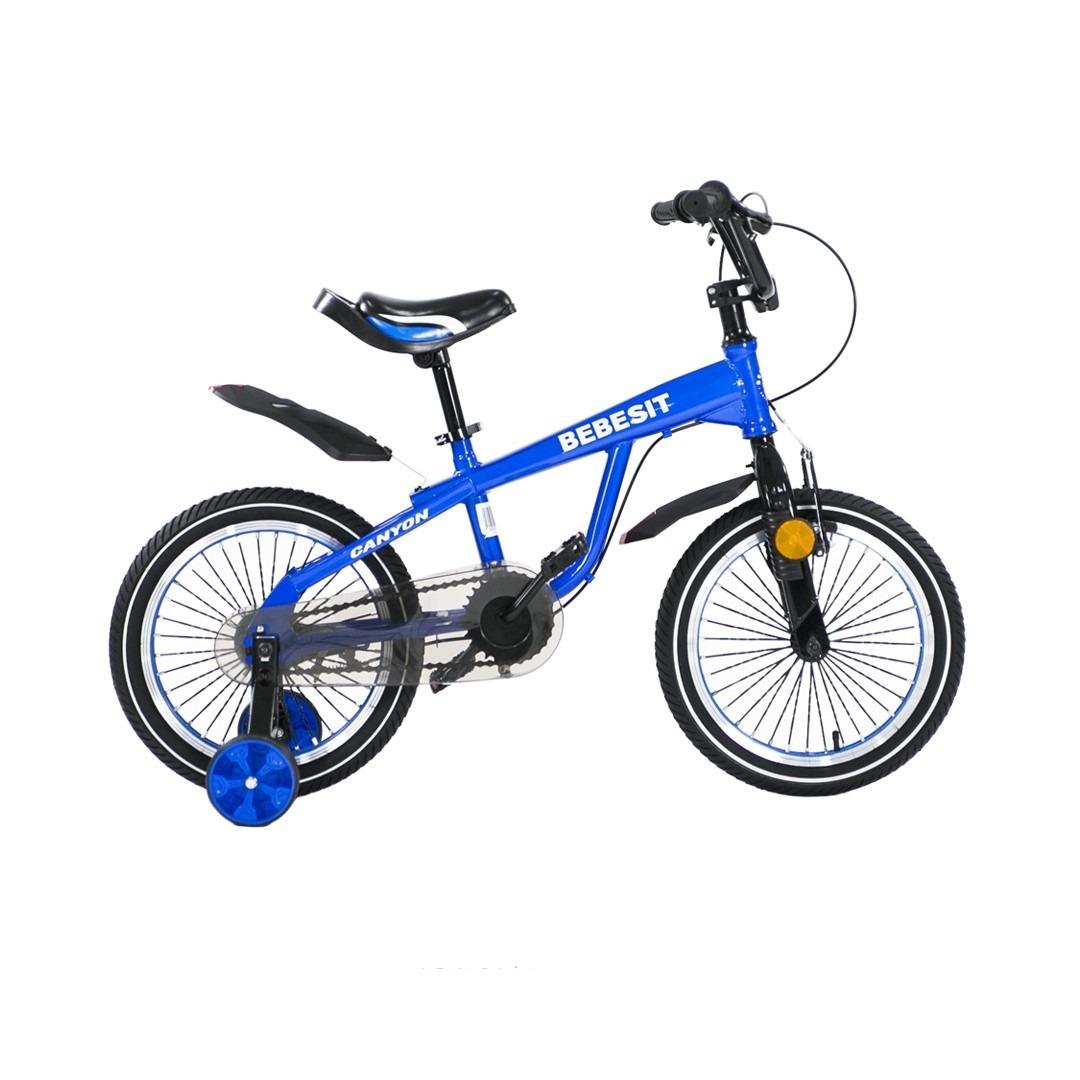 BEBESIT Bicicleta Canyon rodado 12 Azul